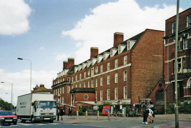 South London Hospital for Women, Clapham Common South Side