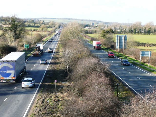A34 Oxford bypass