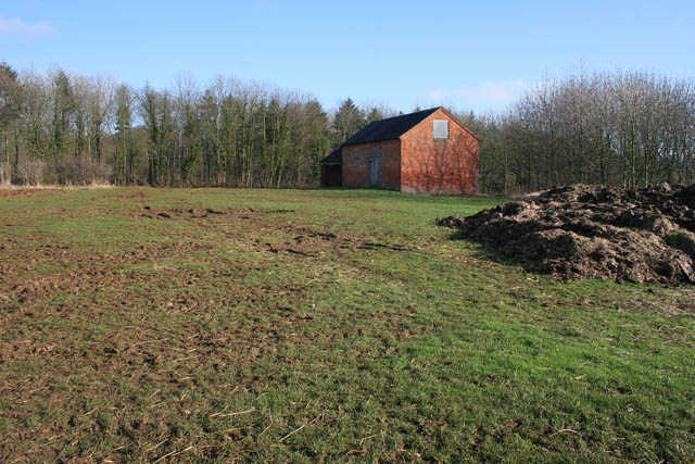 Hart's Barn