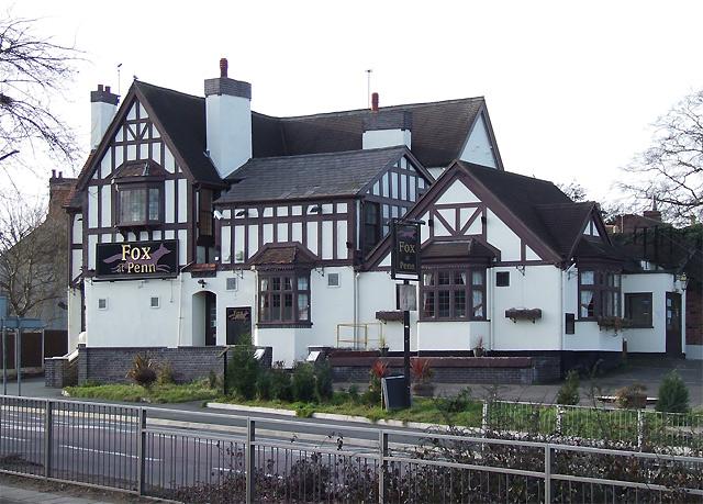 The Fox and Goose, Penn Road, Wolverhampton