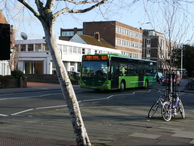 Travel options in Summertown