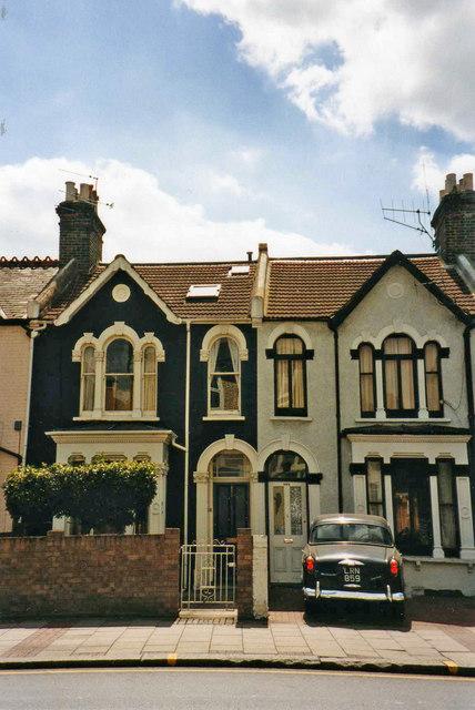 Houses in Garratt Lane, London SW17