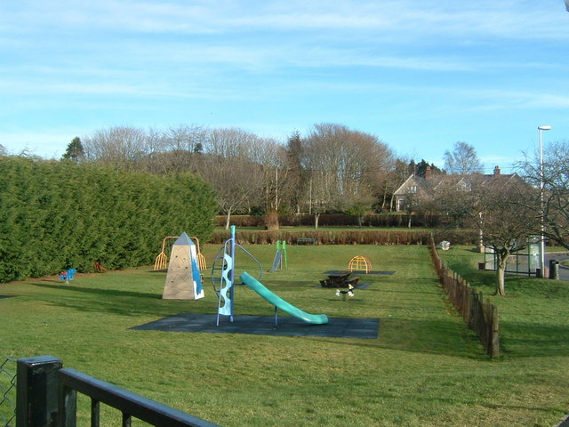 Fyvie Playpark