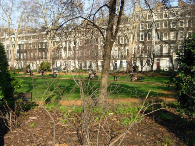 Gordon Square, Bloomsbury