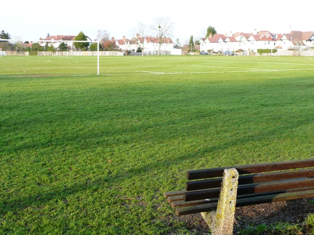 Playing fields in Headington