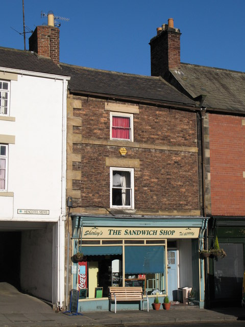 Shirley's The Sandwich Shop
