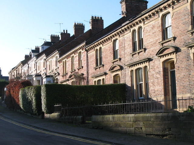 St. Cuthbert's Terrace