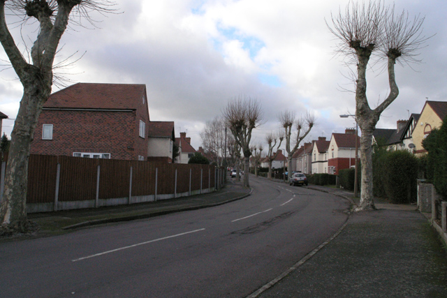 Clifford Avenue, Beeston
