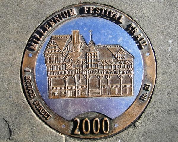 Millennium Festival Trail: 1 Bridge Street - No 21