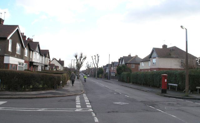 Marlborough Road, Beeston
