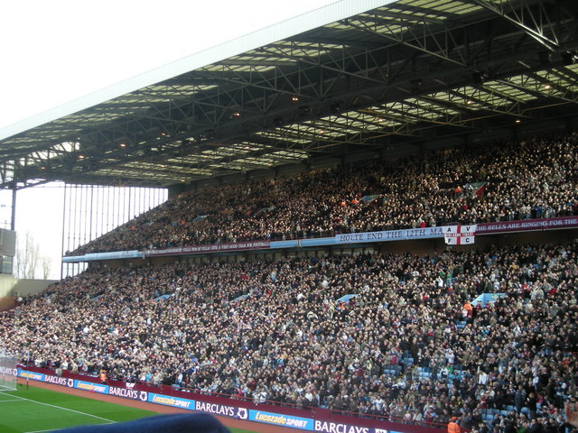 The Faithful at the Holte End