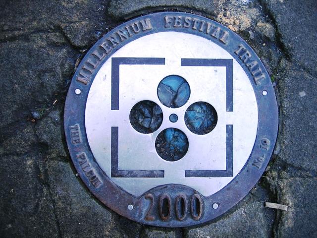 Millennium Festival Trail: The Falcon - No 19