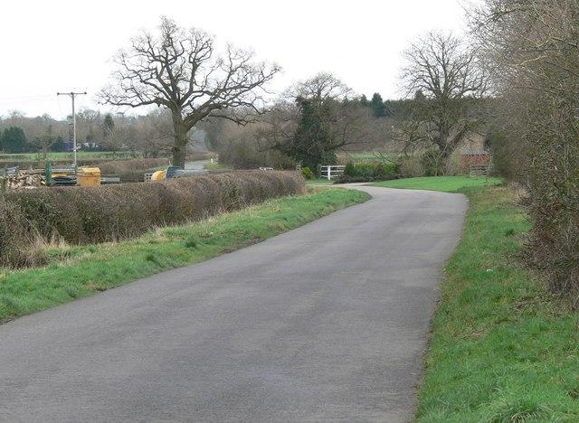 Higham Fields Lane, Leicestershire