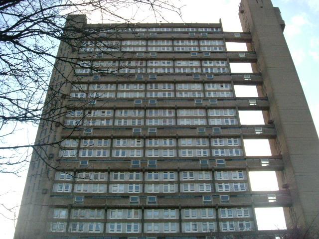 Trellick Tower, Golborne Road, W10