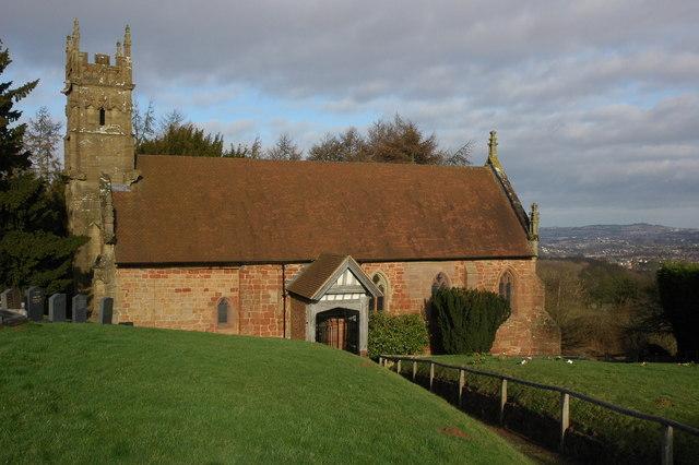 St Kenelm's Church, Romsley