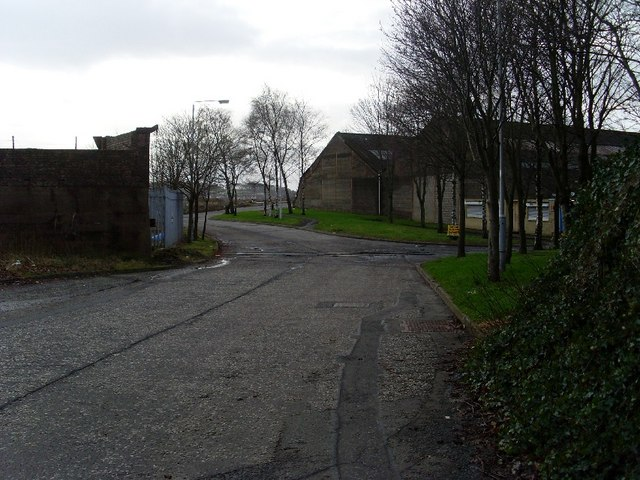 Cable Depot Road, Clydebank