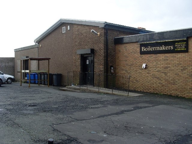 Boilermakers' Club, Clydebank