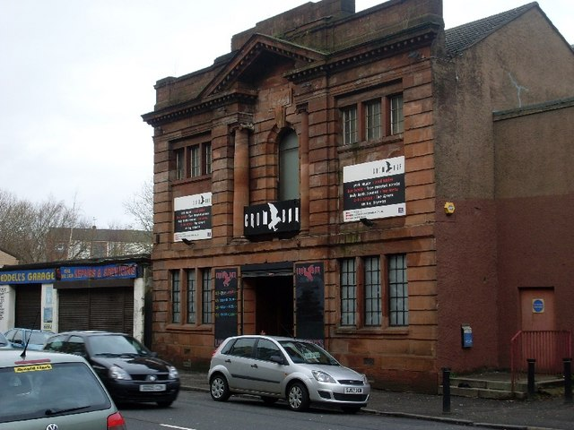 The Crow Bar, Clydebank