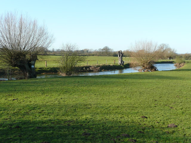 River Thame at Ickford Bridge