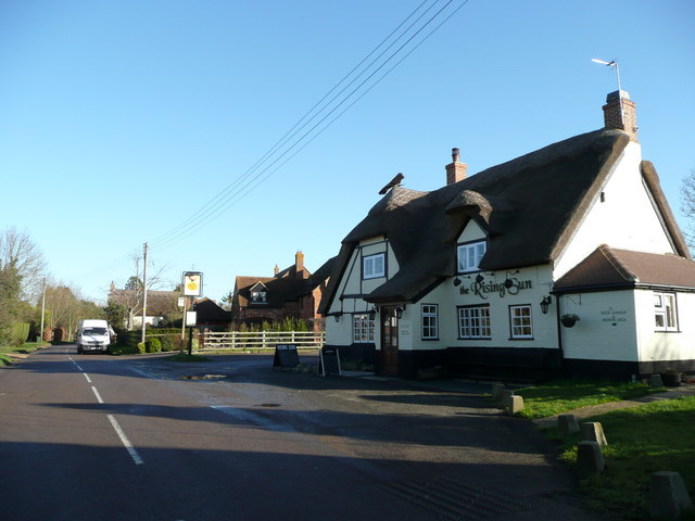 The Rising Sun, Ickford