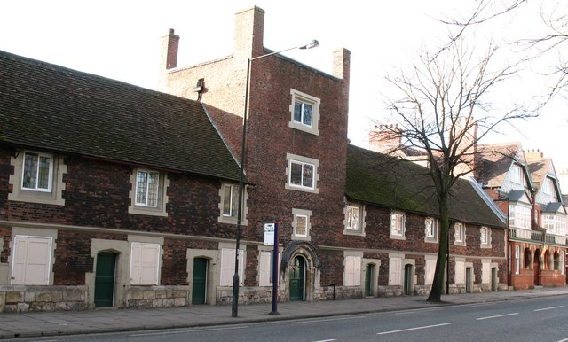 Ingram's Hospital, Bootham