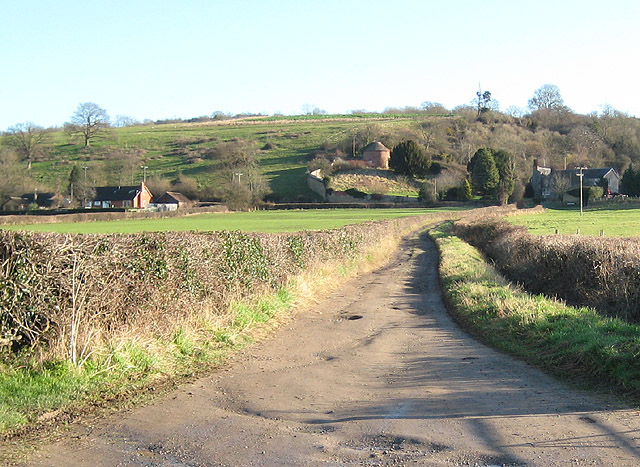 Footpath to Old Sutton