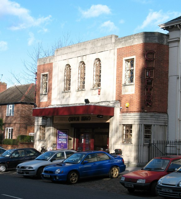 The Clifton Cinema