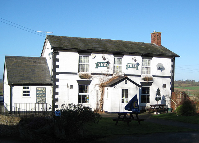 The Yew Tree Inn, Prior's Frome