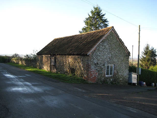 Barn by the Yew Tree Inn, Prior's Frome