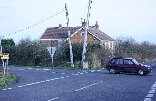 2008 : Rode Hill crossroads