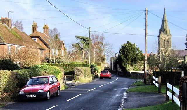 Church Road, Kilndown