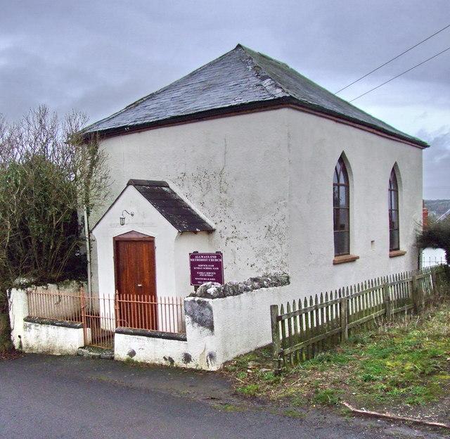 Methodist Chapel, Oldways End