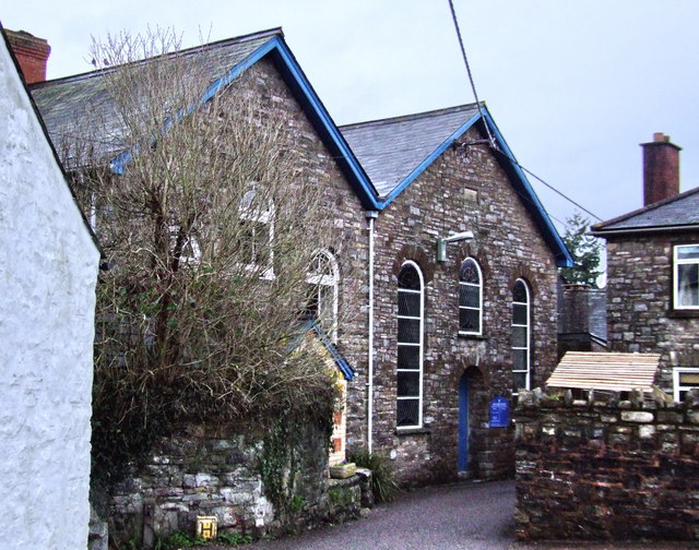 Methodist Church, Bampton, Devon