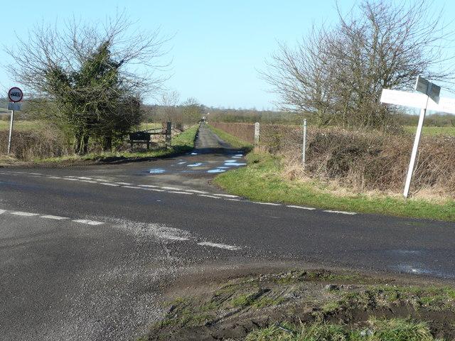 Menmarsh crossroads