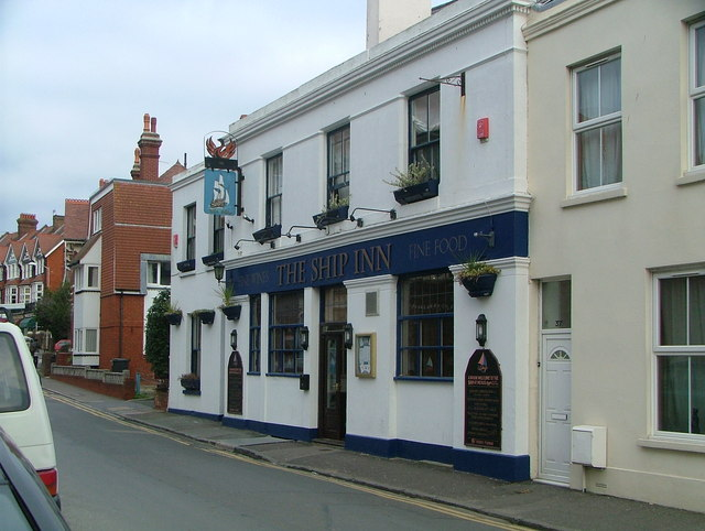 The Ship Inn, Meads Village, Eastbourne
