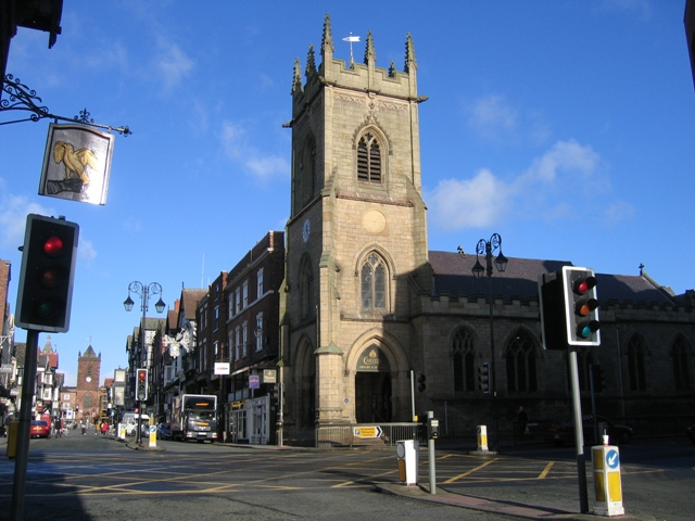 Chester History and Heritage Centre