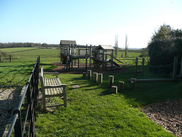 Playground at Stanton St. John