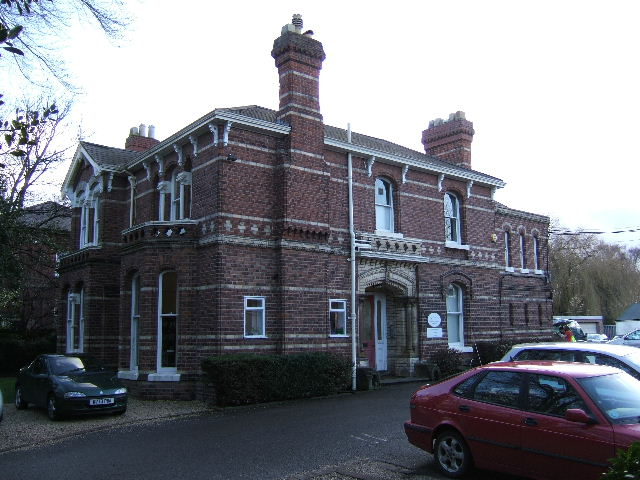 Council Offices on Hoole Road