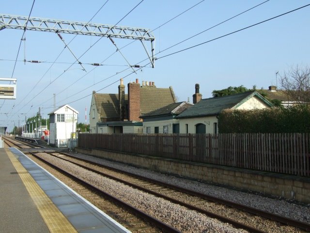 Watlington railway station