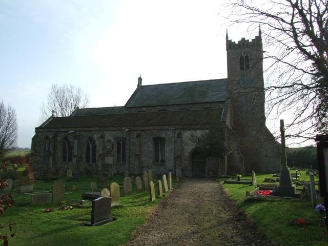 St Germain church