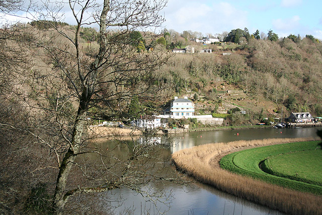 Calstock: Danesbrook Valley House