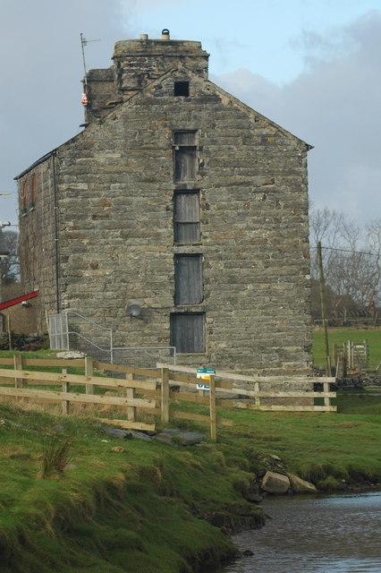 The Mill at Ynys