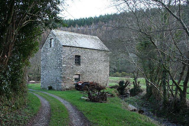 Buckland Monachorum: Hatch Mill