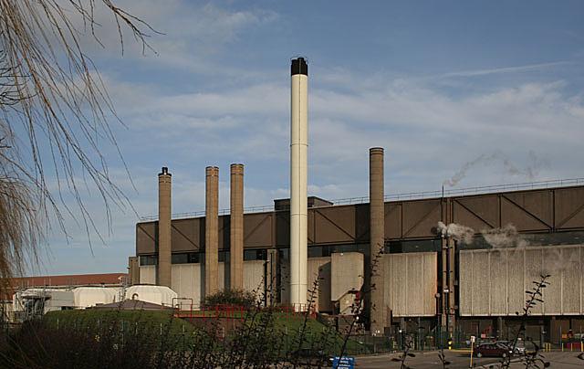 John Player tobacco factory