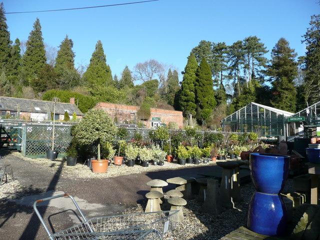 Batsford plant nursery and garden centre