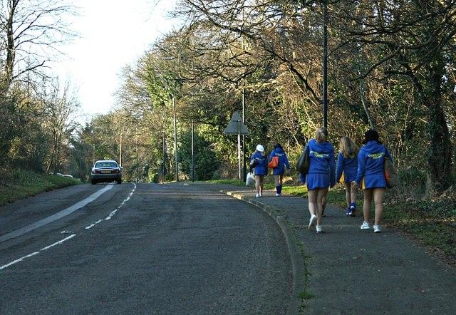 2008 : Claverton Down Road