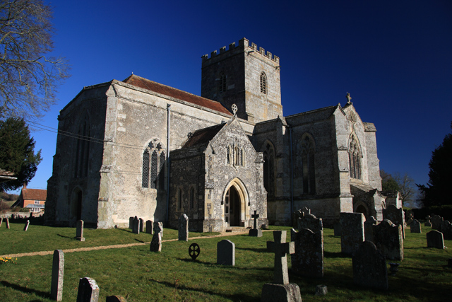 Church of St John the Baptist - Bishopstone