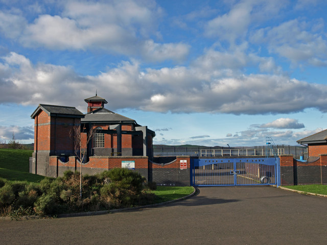 Waste Water Treatment Works, Fairlie
