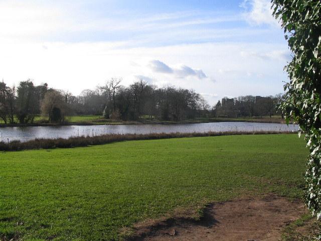Abbey Fields pool
