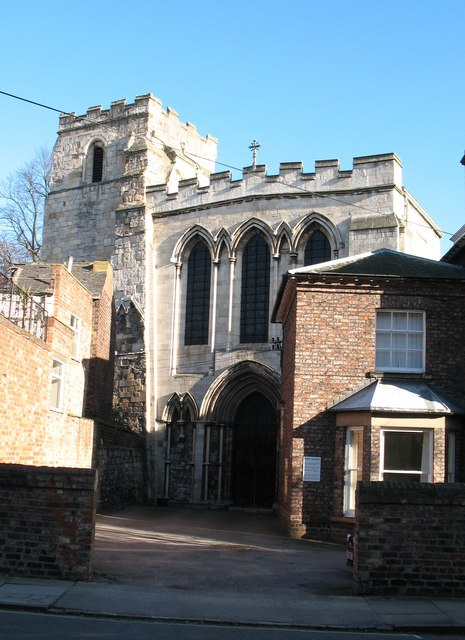 Holy Trinity church, Micklegate